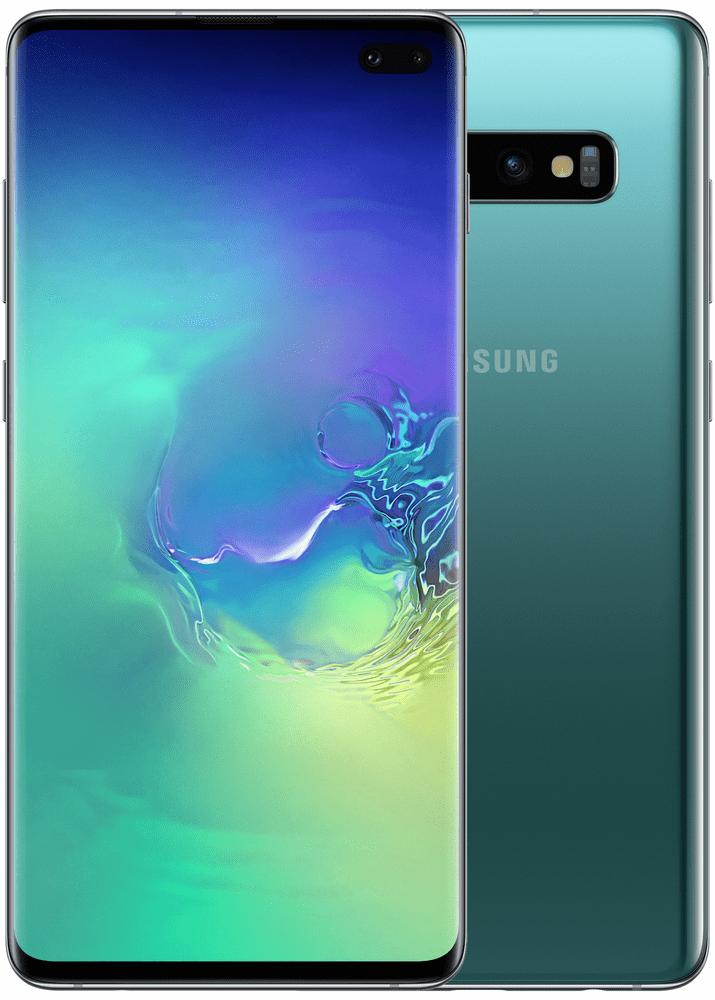 Samsung Galaxy S10+, 8GB/128GB, Green