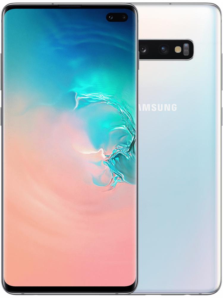 Samsung Galaxy S10+, 8GB/128GB, White