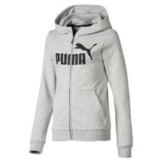 Puma dívčí ikina Ess Hooden jacket