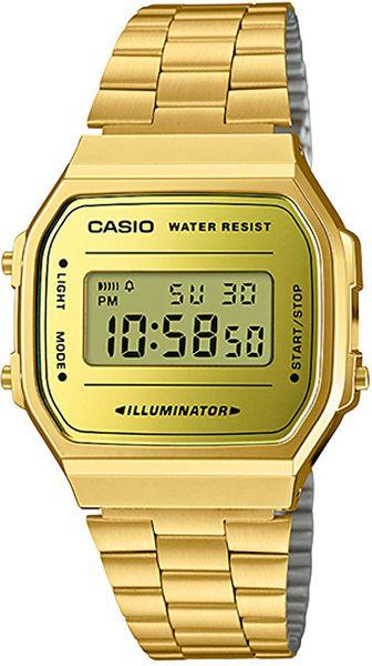 Casio Collection A 168WEGM-9