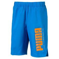 Puma fantovske kratke hlače Active Sports, 140, modre