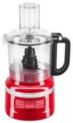 KitchenAid kuhinjski robot KFP0719EER, rdeč, 7 cup