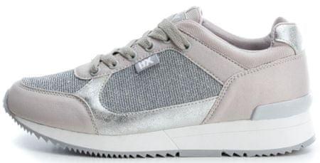 XTI dámské tenisky 41 stříbrná
