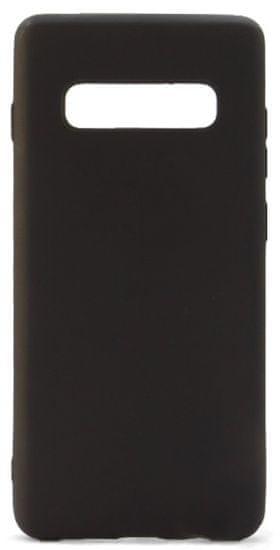 EPICO silikonska maska za Samsung Galaxy S10+, crna 37210101300001