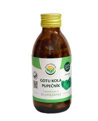 Salvia Paradise Gotu kola - Pupečník kapsle