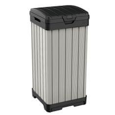 KETER ROCKFORD odpadkový kôš 125L