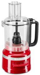 KitchenAid kuhinjski robot KFP0919EER, 9 cup, rdeč