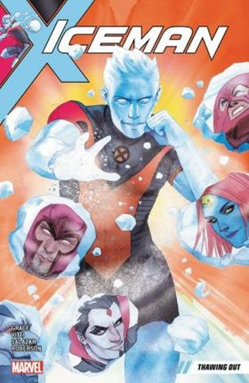 Grace Sina: Iceman Vol. 1: Thawing Out