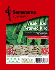 Semenarna Ljubljana fižol Kiro, 100 g