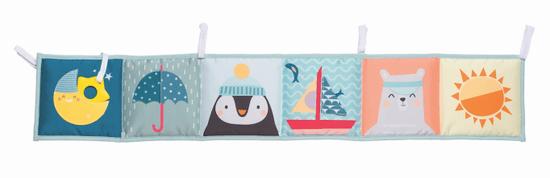 Taf Toys Knížka pro nejmenší Severní pól