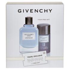 Givenchy Gentlemen Only - woda toaletowa 100 ml + dezodorant w sztyfcie 75 ml