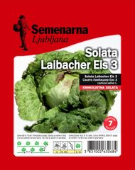 Semenarna Ljubljana solata laibacher Eis 3, 50g