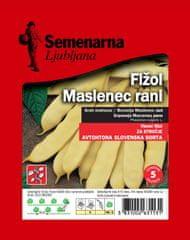 Semenarna Ljubljana fižol Maslenec rani, 100 g