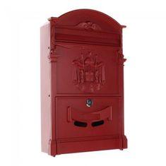 Rottner poštanski sandučić Ashford, crveni
