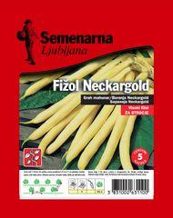 Semenarna Ljubljana fižol Neckargold, 100 g