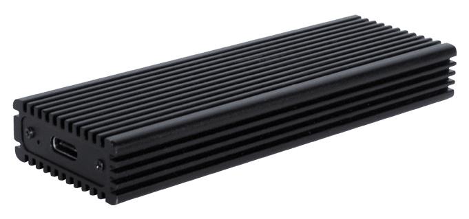 I-TEC MySafe USB-C NVMe rámeček na externí disk, 10 Gbps C31MYSAFENVME