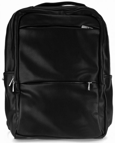 Bobby Black pánský černý batoh 3f0fe7c52e