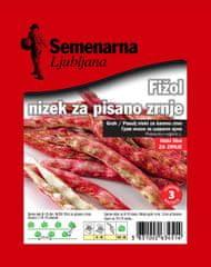 Semenarna Ljubljana fižol Borlotto Lingua di Fuoco, 100 g
