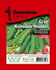 Semenarna Ljubljana grah Kelvedon Wonder, 100 g