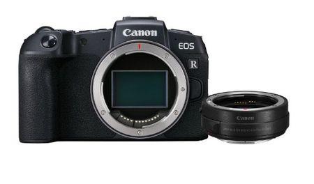 Canon fotoaparat EOS RP ohišje + EF mount adapter