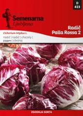 Semenarna Ljubljana radič Palla rossa 2, 423, mala vrečka