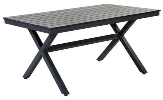 Rojaplast stol Xena, aluminij