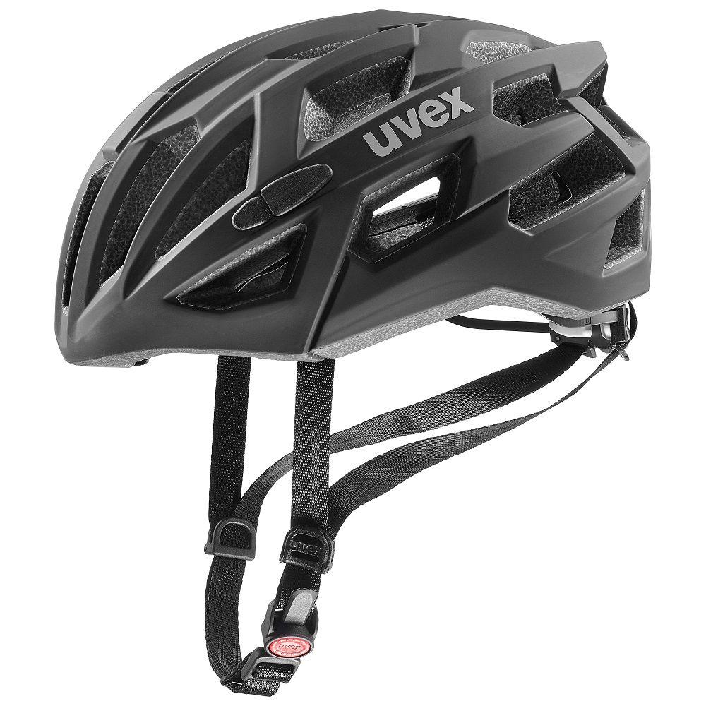 Uvex Race 7 Black 51-55 cm