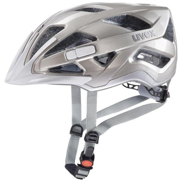 Uvex Active Prosecco/Silver 56-60 cm