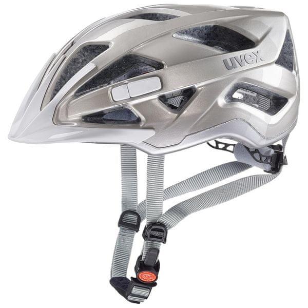 Uvex Active Prosecco/Silver 52-57 cm