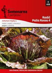 Semenarna Ljubljana radič Palla Rossa 4, 426, mala vrečka