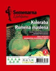 Semenarna Ljubljana rumena koleraba, maslena, 50 g