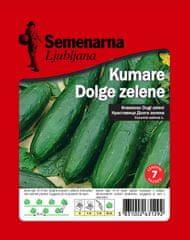 Semenarna Ljubljana kumare, dolge, zelene, 50 g
