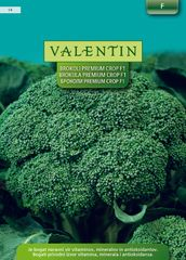 Valentin brokoli Premium Crop F1