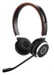Jabra Evolve 65UC brezžične slušalke, Bluetooth, USB