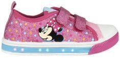 Disney dívčí svítící tenisky Minnie