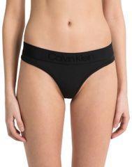 84ffe7985ab Calvin Klein Dámské kalhotky Tonal Logo Thong QF4942E-001 Black