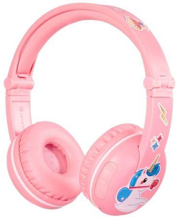 BuddyPhones Play, růžová
