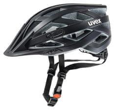 Uvex I-VO Kerékpáros sisak, Fekete