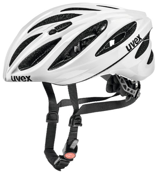 Uvex Boss Race White 52-56 cm