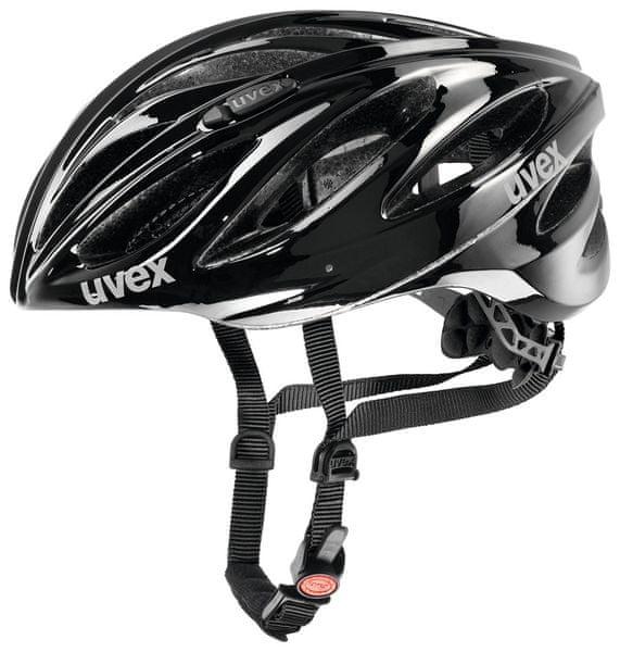 Uvex Boss Race Black 55-60 cm
