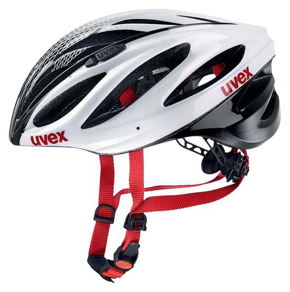 Uvex Boss Race White/Black 55-60 cm