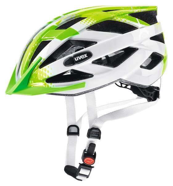 Uvex Air Wing Lime/White Uni