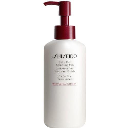 Shiseido Čisticí pleťové mléko pro suchou pleť InternalPowerResist (Extra Rich Cleansing Milk) 125 ml