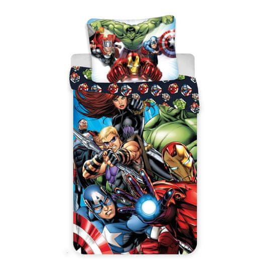 Jerry Fabrics posteljnina Avengers 03