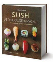 Ikeda Atsuko: Sushi jednoduše a rychle