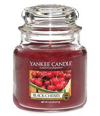 Yankee Candle Classic stredný - Zrelé čerešne, 410 g