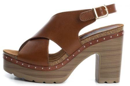 Refresh dámské sandály 36 hnědá