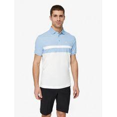 Lindeberg Kye Cotton Poly Polo golfové tričko