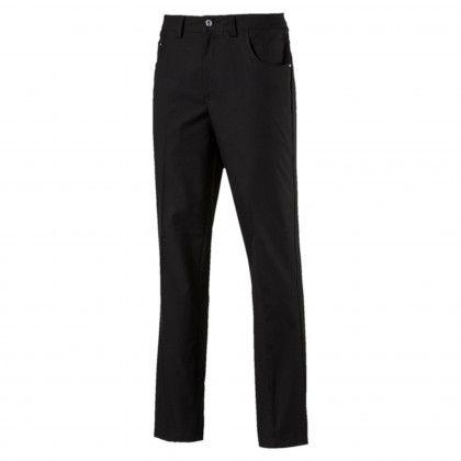 Puma 6 Pocket golfové kalhoty Černá 33-34
