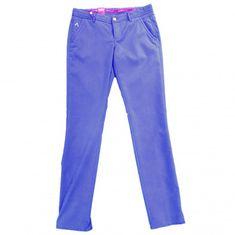 ALBERTO Alberto Alva Ecorepel modré dámské kalhoty